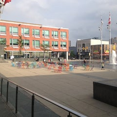 Photo taken at Kitchener City Hall by Siegy W. on 7/7/2013