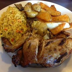 Photo taken at Barcelos Flame Grilled Chicken by Bryan T. on 3/2/2013