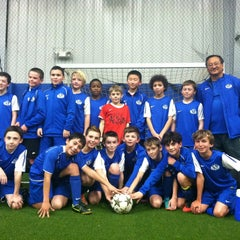 Photo taken at Connecticut Sports Center by Susan B. on 3/1/2013