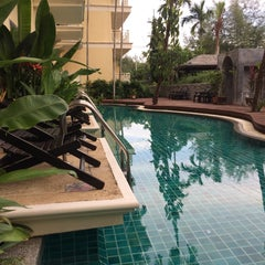 Photo taken at Front Village Hotel Phuket by Plammiiz P. on 7/31/2015