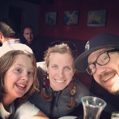 Photo taken at Kylie's Chicago Pizza by Ryan F. on 3/14/2014