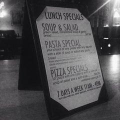 Photo taken at Pinocchio's Pizza by Kristen B. on 10/28/2013