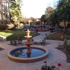 Photo taken at Embassy Suites by Hilton Palm Desert by David C. on 1/22/2015