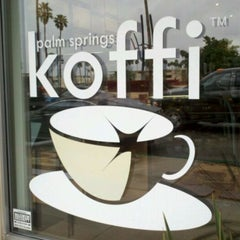 Photo taken at Koffi by Eric M. on 4/20/2013