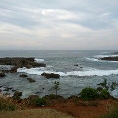 Photo taken at Pupukea Beach Park by Kazu K. on 12/3/2012