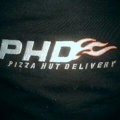 Photo taken at Pizza Hut Delivery (PHD) by putrinda n. on 6/8/2013