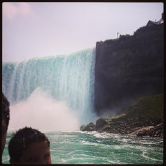 Photo taken at Niagara Falls (American Side) by Adnan S. on 7/8/2013