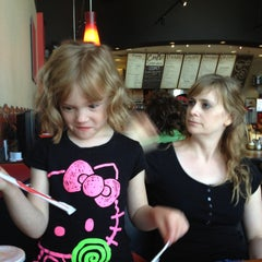 Photo taken at Red Brick Pizza by Rich N. on 4/28/2013