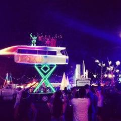 Photo taken at EDC Las Vegas by John E. on 6/26/2013
