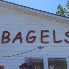Photo taken at Wally's Place - Bagel & Deli by Zack S. on 7/10/2014