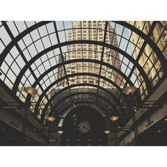 Photo taken at Crocker Galleria by Elspeth T. on 2/13/2013