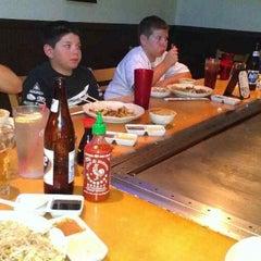 Photo taken at SGC Japanese Restaurant by Greg C. on 6/30/2013