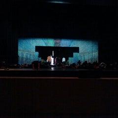 "Photo taken at Teatro Universitario ""Cnel. Pedro Torres Ortíz"" by Caroline O. on 4/20/2013"