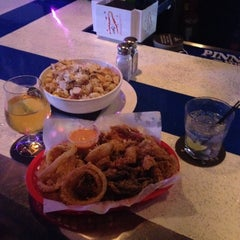 Photo taken at The Blue Line Sports Bar by Stephanie H. on 8/30/2014
