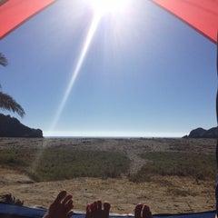 Photo taken at Little Harbor, Santa Catalina Island by Anji B. on 10/9/2014