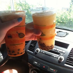 Photo taken at Boba Tea House by Meagan A. on 6/21/2015
