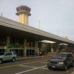 Photo taken at Aeropuerto Internacional Monseñor Óscar Arnulfo Romero (SAL) by Jaime C. on 7/5/2013
