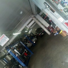 Photo taken at RPM Auto Service by Mark W. on 2/14/2013