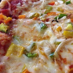 Photo taken at Capri Pizza And Pasta by Dorinda C. on 10/5/2013