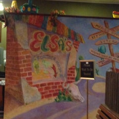 Photo taken at Elsa's Mexican Restaurant by Dorinda C. on 2/14/2014