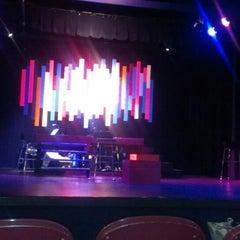 Photo taken at Dougherty Arts Center by korkypeachmom on 3/8/2013
