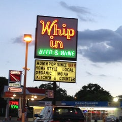 Photo taken at Whip In Convenience Store & Pub by Greta O. on 9/3/2013