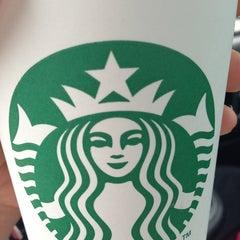 Photo taken at Starbucks by Asya S. on 3/14/2013