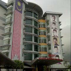 Photo taken at Akademi Kepimpinan Pengajian Tinggi (AKEPT) by Fathoni U. on 3/27/2013