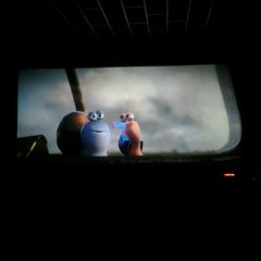 Photo taken at Cine Guedes by Arisangela N. on 7/20/2013