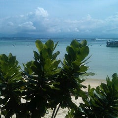 Photo taken at Padang Point by Maria S. on 2/6/2013