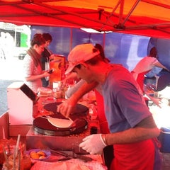 Photo taken at Dunedin Saturday Farmer's Market by Paul J. on 4/25/2014