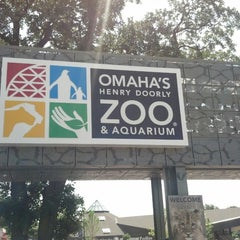 Photo taken at Henry Doorly Zoo and Aquarium by Goose on 6/22/2013