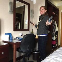 Photo taken at Danubius Hotel by Chris L. on 4/8/2015