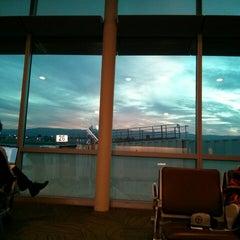 Photo taken at Gate 26 by Ryan B. on 2/19/2014