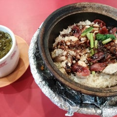 Photo taken at Yuan Yuan Claypot Rice by CheeKien C. on 7/21/2014