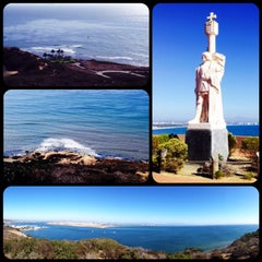 Photo taken at Cabrillo National Monument by Daria F. on 10/30/2013