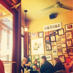 Photo taken at Bonjour Brioche by Paul B. on 2/21/2013