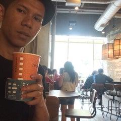 Photo taken at Starbucks by Andrew B. on 6/20/2015