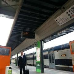 Photo taken at Malpensa Express (Cadorna) by Tolendi A. on 5/18/2013