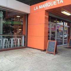 Photo taken at La Marqueta by Nevah A. on 11/12/2014