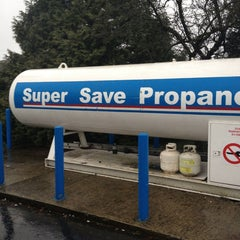 Photo taken at Super Save Gas by Carson C. on 3/1/2013