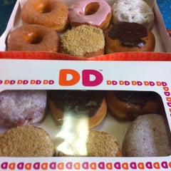Photo taken at Dunkin' Donuts by Berk V. on 10/2/2013