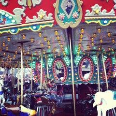 Photo taken at Dutch Wonderland by Mark F. on 12/15/2012