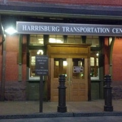 Photo taken at Amtrak: Harrisburg Transportation Center (HAR) by Veronika on 2/7/2013