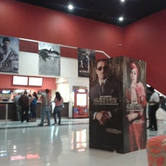 Photo taken at Cinemex by Iolanda G. on 3/30/2013