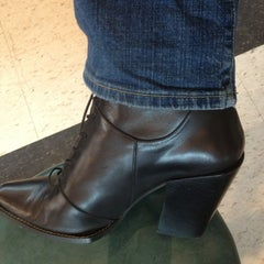 Photo taken at John Fluevog Shoes by Robin L. on 2/28/2013