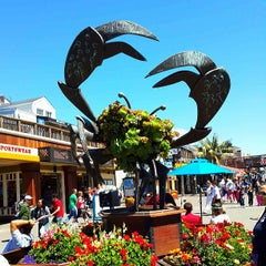 Photo taken at Pier 39 by Kay P. on 6/22/2013