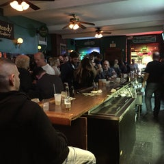 Photo taken at Shenanigans Pub by Nate F. on 11/15/2015