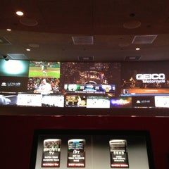 Photo taken at Race & Sports Book by Andre M. on 4/24/2013