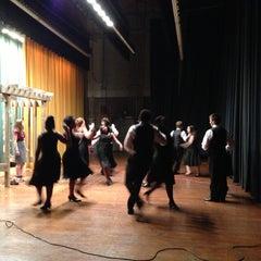 Photo taken at Vicksburg Junior High School by Tracy G. on 4/16/2013